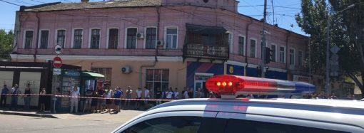 Спецоперация «Гром»: в Одессе освободили двух заложниц (ОБНОВЛЕНО)