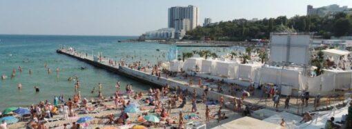 В Одесі назвали перелік пляжів, які не відповідають гігієнічним вимогам