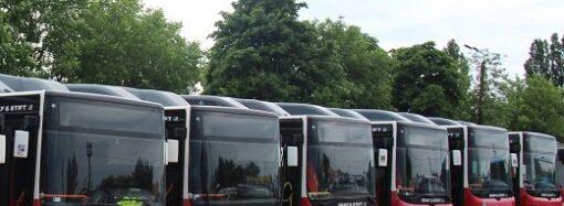 Вместо маршруток на одесский поселок Котовского запустят экологичные автобусы