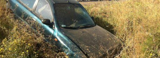Сломал нос и получил ушибы: на трассе близ Одессы водитель вылетел в кювет