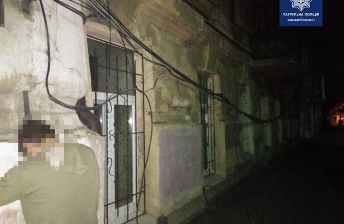 В Одесі за ніч зловмисники вирізали 134 метри дротів