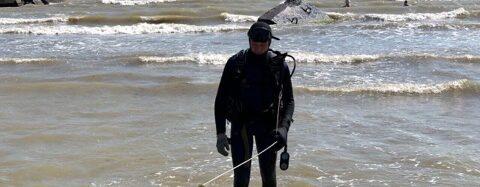 В Одеській області знайшли тіло хлопчика, якого кілька днів тому віднесло у море