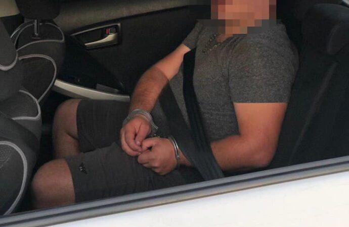 В Одесі поліцейський дорогою додому затримав винуватця ДТП напідпитку