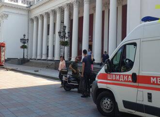 Одесскую мэрию проверяют на взрывчатку
