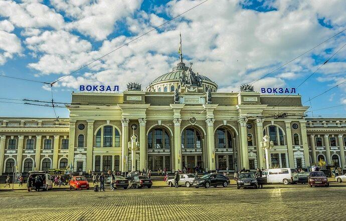 28 лет спустя: как изменились за годы независимости знаковые места Одессы (фото)