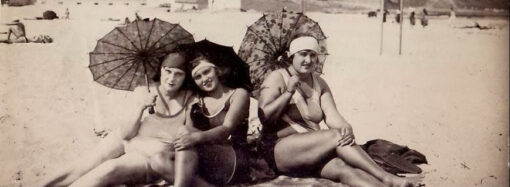 Популярные курорты Одесской области на фотографиях 1930-х годов