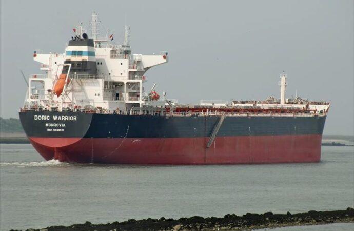 У берегов Турции столкнулись танкер и сухогруз, который направлялся в Одессу
