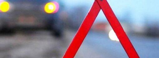 Тройная авария в Сухом Лимане: движение от 7-го километра затруднено