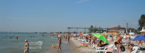 На пляжі «Лузанівка» екологи не радять купатися