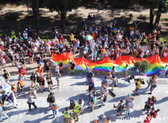 Марш равенства в Одессе прошел спокойно