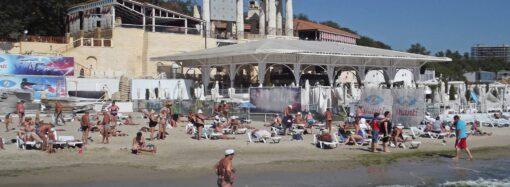 На декількох пляжах Одеси не радять купатися: морська вода не відповідає нормам