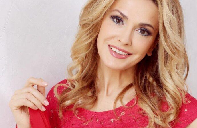Эксклюзив «Утра с Интером»: Ольга Сумская стала дизайнером одежды!