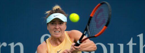 Одесситка Свитолина проиграла на теннисном турнире WTA