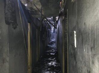 Правоохранители рассматривают три версии пожара в одесском отеле