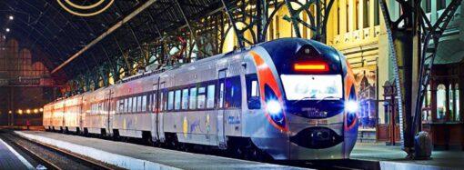 Высокоскоростного поезда из Киева в Одессу пока не будет