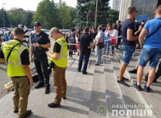 Конфлікт у Одеській облдержадміністрації: у поліції розпочали кримінальне провадження