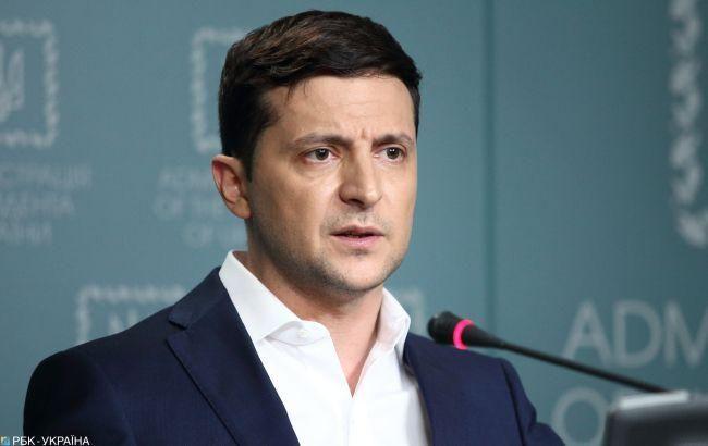 Коронавирус у Зеленского: президент будет работать в больнице