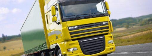 В Одеській області заборонили рух вантажівок на дорозі міжнародного значення