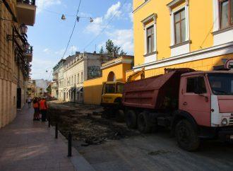 Воронцовский переулок в Одессе: мосты, ограждения и «гниль» (фото)