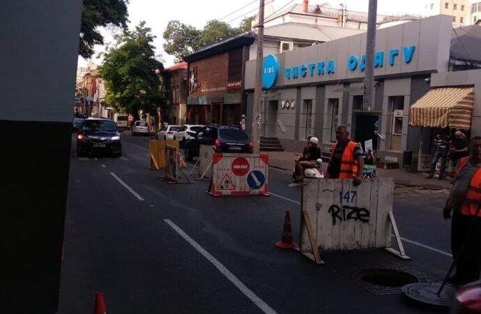 В Одессе из-за ремонта на Канатной на время изменят маршруты общественного транспорта