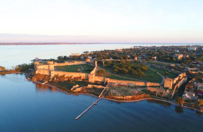 Захватывающие виды Одесской области: фото, снятые с помощью дрона