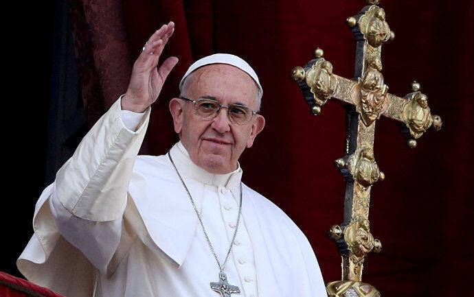 Пасхальная речь Папы Римского: что понтифик говорил об Украине