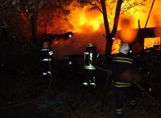 Одесской области не хватает 114 пожарных команд