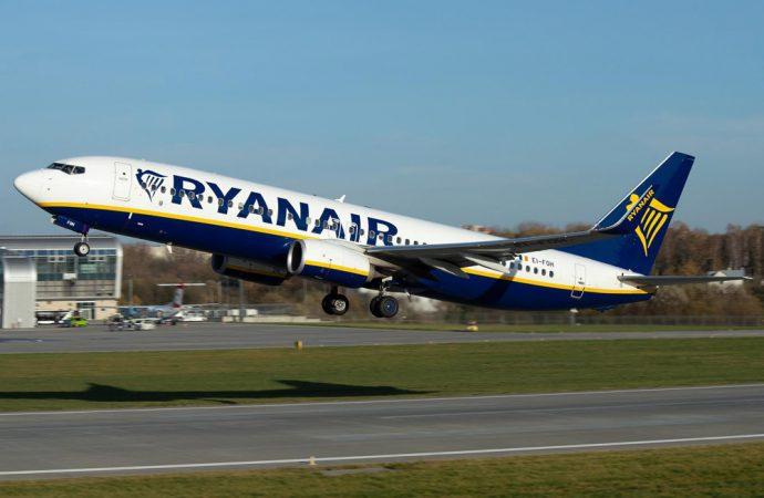 Ryanair запускает новый рейс Одесса-Будапешт
