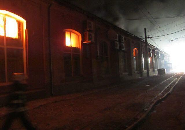 """Сегодня в Одессе траур по погибшим при пожаре в отеле """"Токио Стар"""""""
