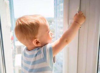 В Черноморске двухлетний малыш умер после падения с пятого этажа