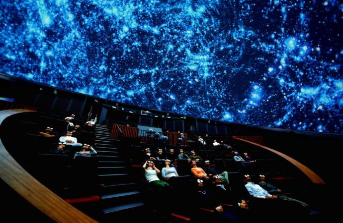 Одесситам предлагают «заглянуть» в космос