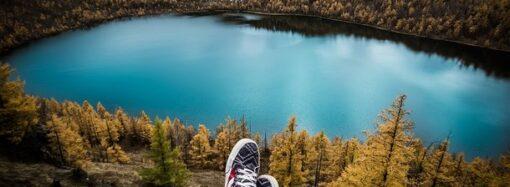 Малоизвестные места Украины: озера, таинственные скалы и волшебный водопад