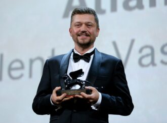 Режиссер украинского фильма получил приз Венецианского кинофестиваля