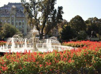 Одеські фонтани відключать на зимовий період: почнуть з найбільшого