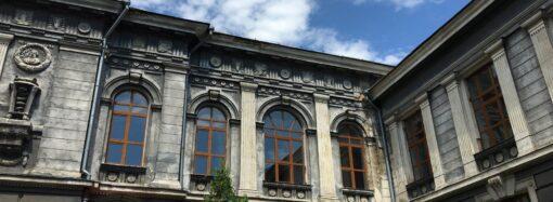 На реставрацию одесского памятника архитектуры потратят кругленькую сумму