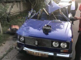 Близ Одессы в ДТП погиб человек, а водитель пытался скрыться