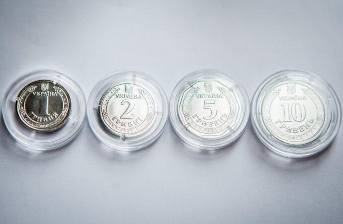 Нацбанк: восени надійдуть в обіг нові 5-гривневі монети