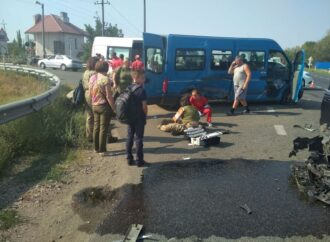 В ДТП на юге Одесской области пострадало пятеро
