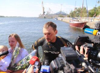 Маршрут Стамбул – Одеса: вперше у світі українець планує переплисти Чорне море
