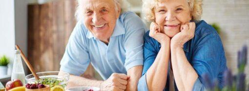 Как правильно питаться в пожилом возрасте?
