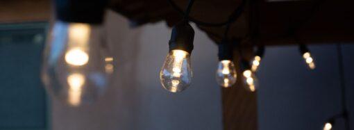Отключение света в Одессе 18 сентября: кому надо успеть зарядить телефон