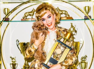 В ролях – собаки: режиссер из Одессы сняла клип для Katy Perry