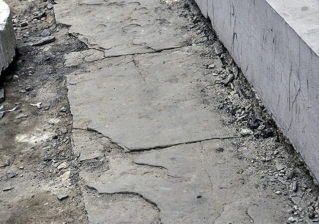 В Одессе рискуют оказаться на свалке каменные плиты, по которым ходил Пушкин