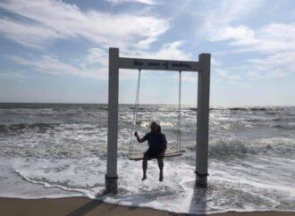 Одесит босоніж пройшов 120 км узбережжям Чорного моря