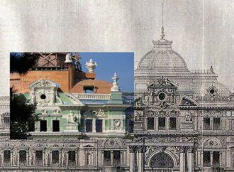 Реставрация дома Руссова еще не завершилась, но вокруг нее уже разгораются споры