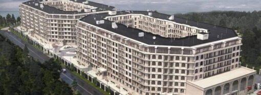 На месте бывшего детского лагеря в Одессе хотят построить отель