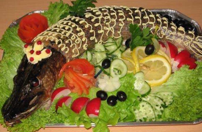 В Одессе будут есть на скорость фаршированную рыбу