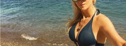 """Барби из Одессы """"откорректировала"""" мамину фигуру в фотошопе"""