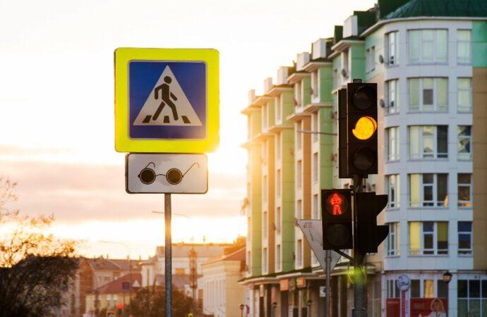 В Одессе заставят говорить больше трех десятков светофоров