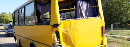 Автобус влетел в маршрутку: в ДТП в Одесской области пострадали 19 человек (ОБНОВЛЕНО)